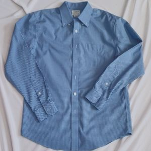 L.L. Bean Slightly Fitted Button Down Shirt